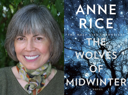 anne rice wolves of midwinter