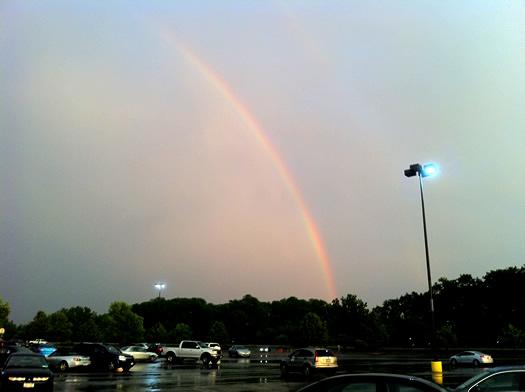 hailstorm 2011-06-08 rainbow