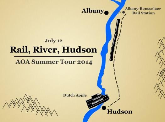 aoa hudson tour 2014