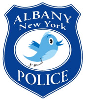 albany police department twitter