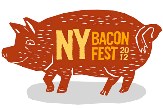 bacon fest ny 2012 logo large
