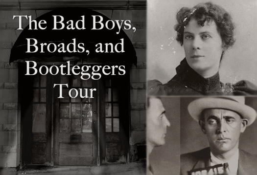 bad boys broads bootleggers tour badge