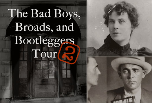 bad boys broads bootleggers tour badge 2