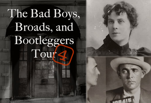 bad boys broads bootleggers tour badge 2016