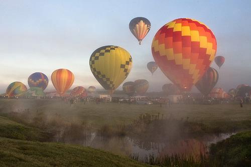 balloonfest 2009