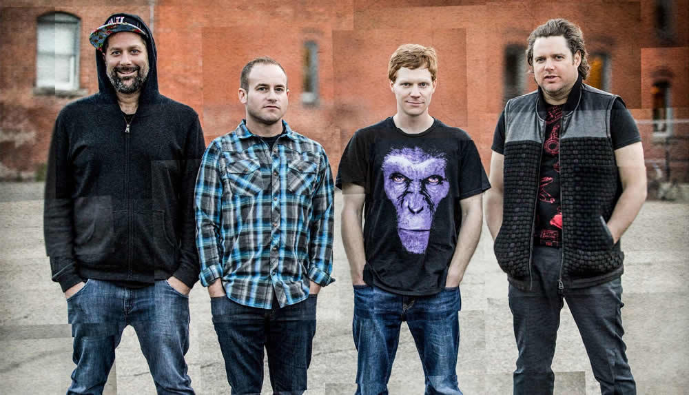 band The Disco Biscuits