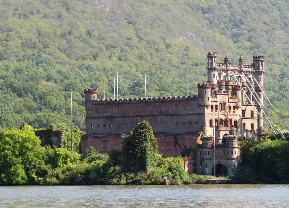 Bannerman's Castle by Julie Madsen