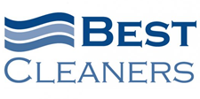 best cleaners logo