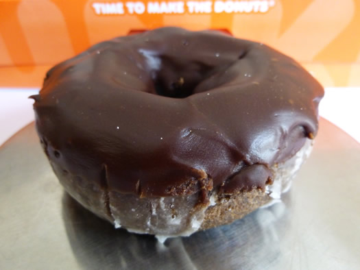 Calories In A Chocolate Cake Donut With Chocolate Icing