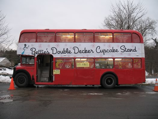 bettie's bus