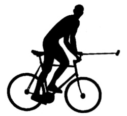 troy bike polo logo