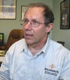 Bilinski's Steve Schonwetter