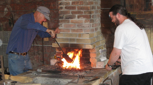 Learn to be a blacksmith  No, really  | All Over Albany