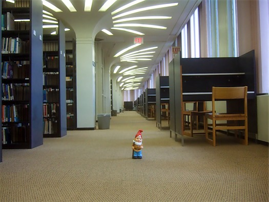 Gnomes On The Loose All Over Albany At #ualbany, we know greatness. all over albany