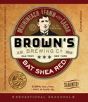 browns bat shea red label