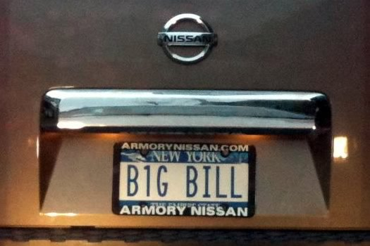 bumper gawking B1G BILL