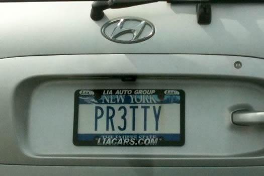 bumper gawking PR3TTY