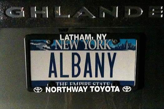bumper gawking albany