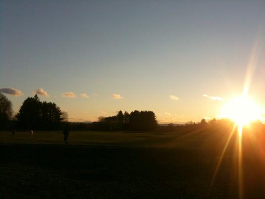capital hills 2014-11-21 sunset