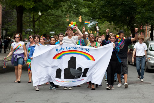 capital pride parade 2011