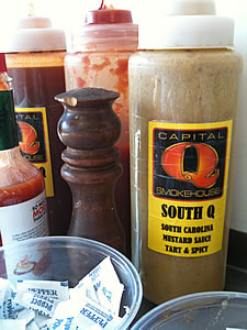 capital q south carolina sauce