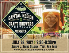 capital region craft brewers festival 2012