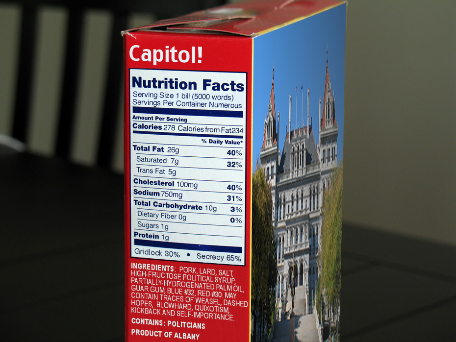 capitol nutrition facts