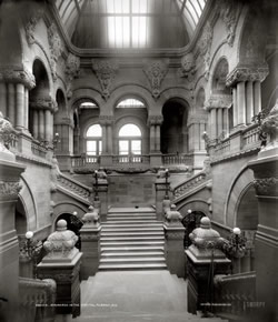 capitol staircase shorpy