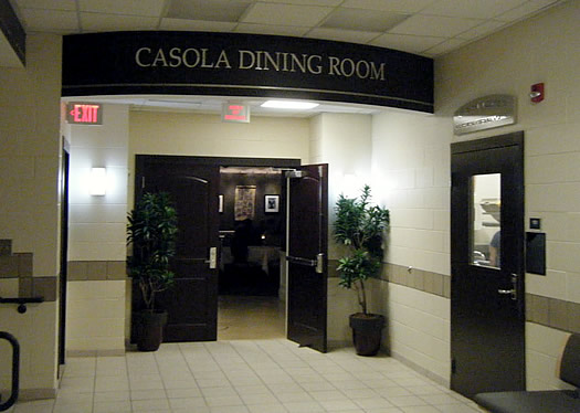 The Casola Dining Room At SCCC All Over Albany Mesmerizing Casola Dining Room