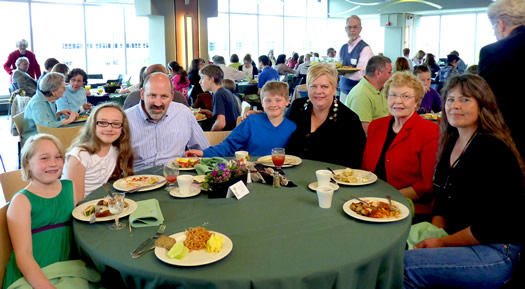 cdcg spring brunch 2012