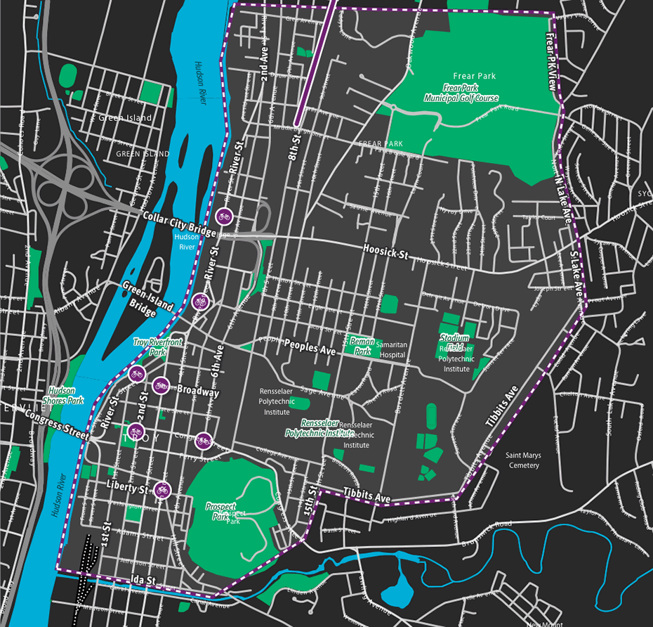 cdta_bike_share_locations_2017_Troy.png