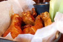 chicken wings basket