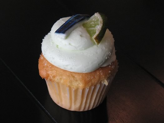 coccadotts super bowl cupcakes beer lime