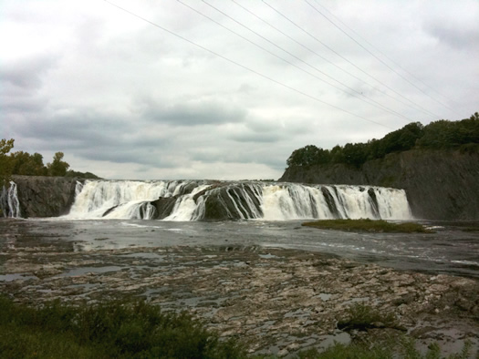 cohoes falls lower