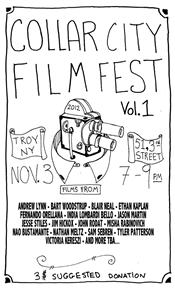 collar city film fest 1 poster