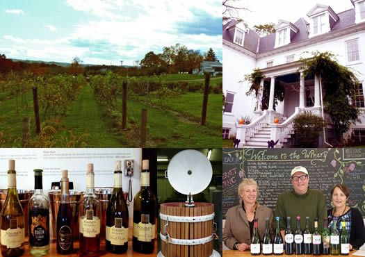 columbia county wine trip composite