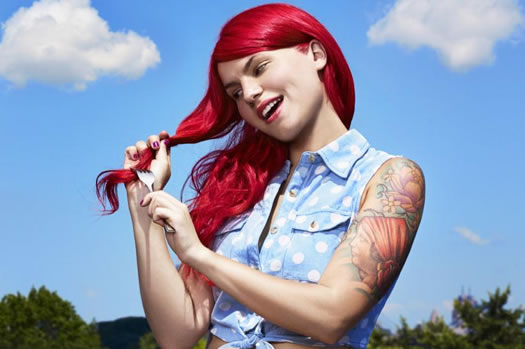 comedian Carly Aquilino