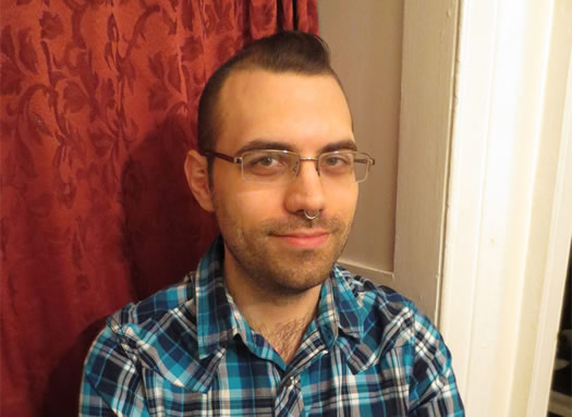 comic author illustrator Eric Colossal