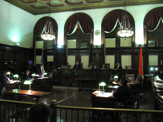 albany common council chamber