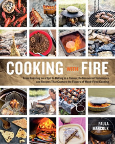 cooking with fire marcoux cover