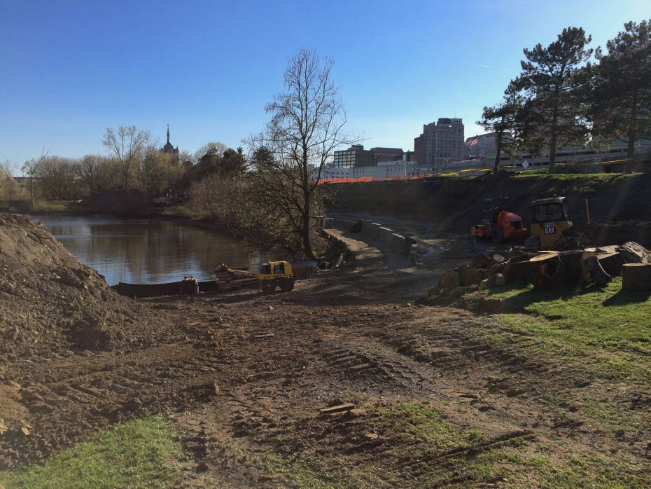 corning_riverfront_park_pedestrian_bike_project_tide_pond_path_construction.jpg