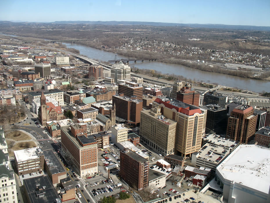 corning tower view 2014-04-01