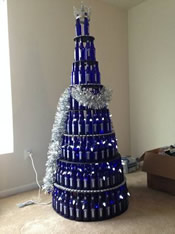 craigslist bud light christmas tree