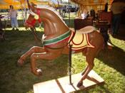 craigslist carousel horse