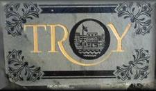 craigslist carved troy sign