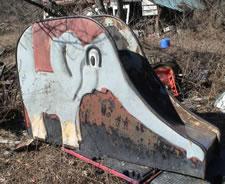 craigslist elephant slide