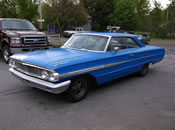 craigslist 1964 ford galaxie