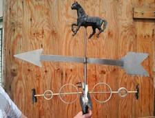 craigslist horse weathervane