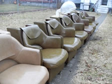 craigslist salon chair row