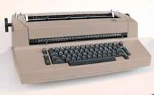 craigslist selectric typewriter